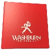 Cover Image for Binder - Washburn Red