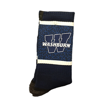 Image For Socks - Navy Washburn