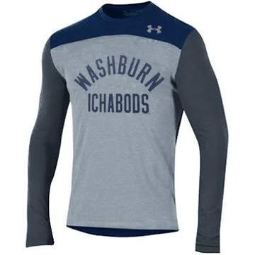 Image For Tee - LS Washburn Under Armour Freestyle