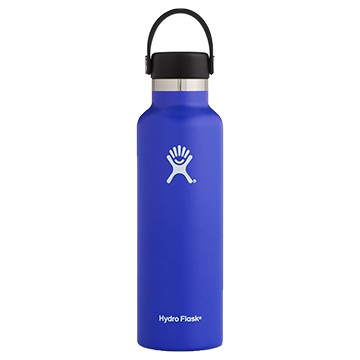 Image For Hydro Flask - 21 oz Blue