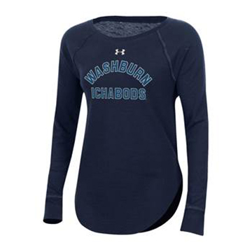 Image For Sweatshirt - Ladies Honeycomb Under Armour