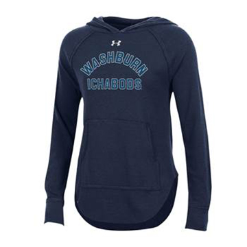 Image For Hoodie - Ladies Honeycomb Under Armour