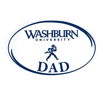 Cover Image For WU Decal - Dad