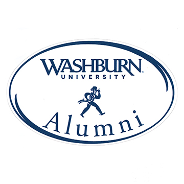 Cover Image For WU Decal - Alumni