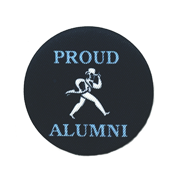 Image For Button - Proud Alumni