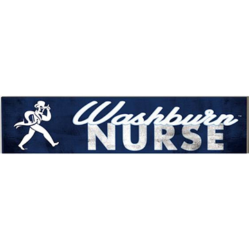 Cover Image For Sign - Washburn Nurse