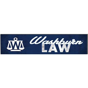 Image For Sign - Washburn Law