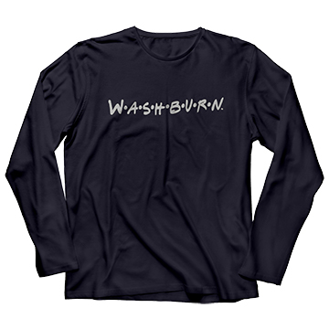 Image For Tee - LS Washburn Friends