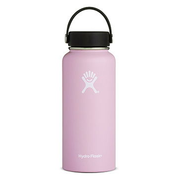 Image For Hydro Flask - 40 oz Lilac Wide Flex