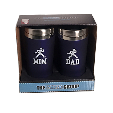 Image For Tumbler - Mom/Dad Gift Set