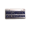 License Plate - Washburn Alumni Image