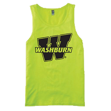 Cover Image For Tank Top - Men's Washburn Cotton Ringer