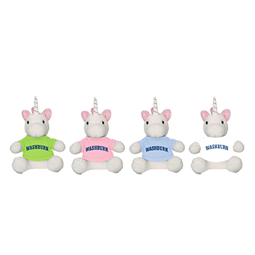 Image For Unicorn - Plush Washburn