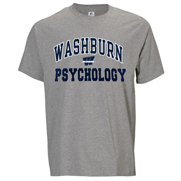 Image For Tee - Washburn Arch Psychology