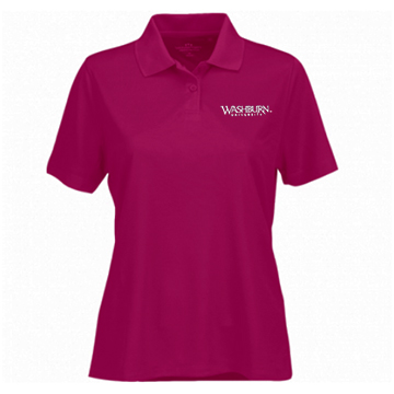 Image For Polo - Women's Vansport Omega Solid Mesh