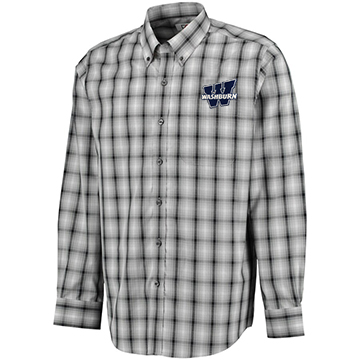 Image For Dress Shirt - Cutter & Buck North Point Plaid