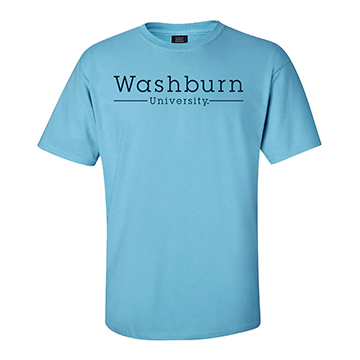 Image For Tee - Washburn University Simple