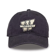 Image For Cap - Washburn Youth Twill
