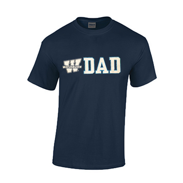 Image For Tee - Washburn Dad Family Day