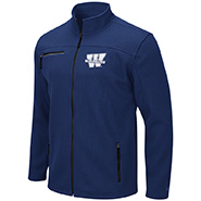 Cover Image For Jacket - Colosseum Athletics Men's Willie Fullzip