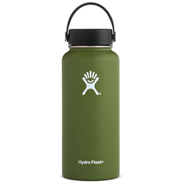 Image For Hydro Flask - 32 oz Wide-Mouth Olive