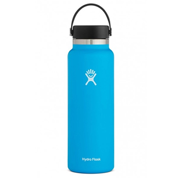 Image For Hydro Flask - 32 oz Wide Mouth w/ Straw Lid Pacific