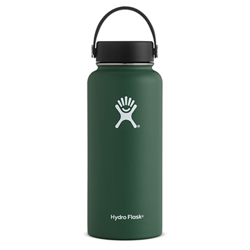 Image For Hydro Flask - 32 oz Wide Mouth Flex Cap Sage