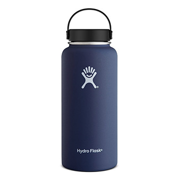 Cover Image For Hydro Flask - 40 oz Wide Mouth Cobalt