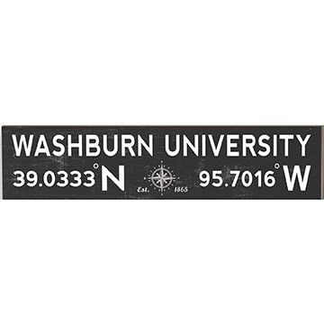 Image For Sign - Washburn Coordinates