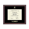 Diploma Frame - Gold Embossed Image