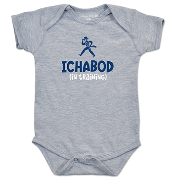 Image For Onesie - Ichabod in Training
