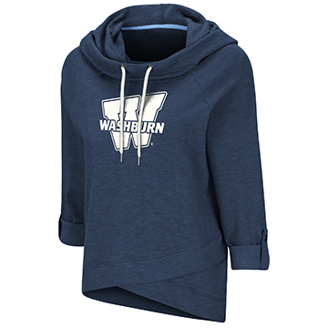 Image For Hoodie - Colosseum Women's Leslie Pullover