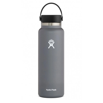 Image For Hydro Flask - 40 oz Bottle Stone