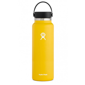 Cover Image For Hydro Flask - 40 oz Bottle Sunflower