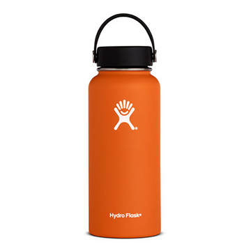 Cover Image For Hydro Flask - 40 oz Bottle Orange