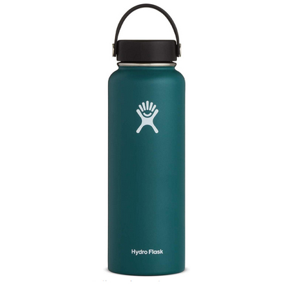 Image For Hydro Flask - 40 oz Jade Wide Flex