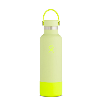 Cover Image For Hydro Flask - 21oz Neon Lemonade Standard Mouth w/ Flex Cap