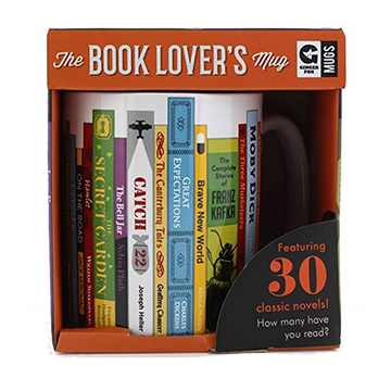 Image For MUG BOOK LOVERS