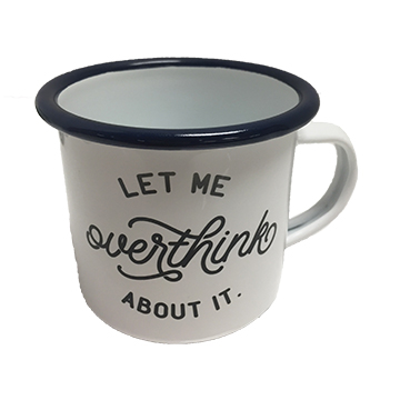 Image For MUG OVERTHINK