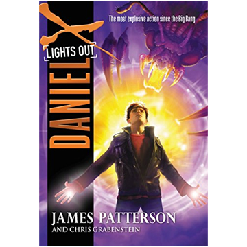 Image For Patterson - Daniel X: Lights Out