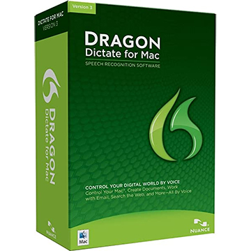 Image For DRAGON DICTATE 3.0