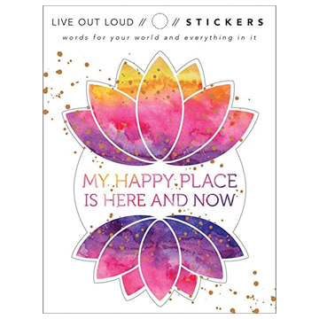 Image For Sticker - Happy Place