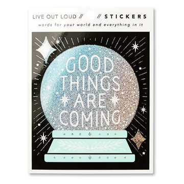 Image For Sticker - Good Things