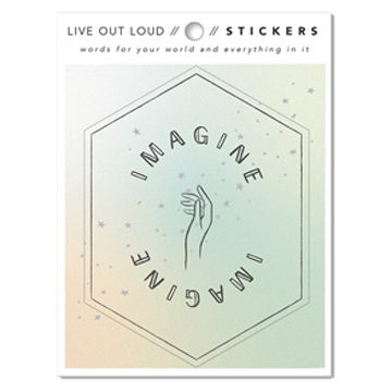 Image For Sticker - Imagine