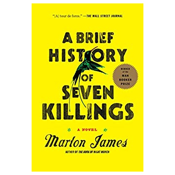 Image For James - A Brief History of Seven Killings