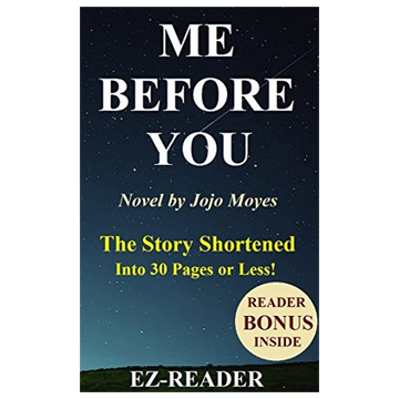 Image For EZ-READER Me Before You