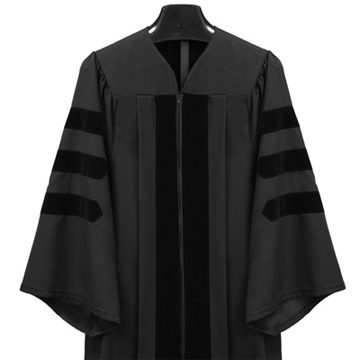 Image For Regalia - Law/DNP Gown Only