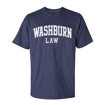 Image For Tee - Washburn Law Crew