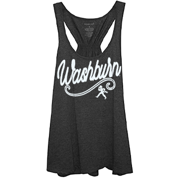 Image For Tank - Ladies Washburn Flare