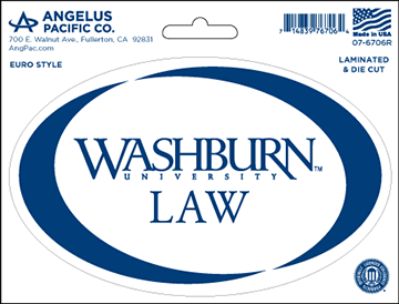 Image For WU Decal - Law